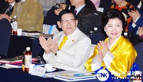 """이만희 전 부인 김남희 """"돈밖에 모르는 사기 교주, 신천지 없어져야"""""""