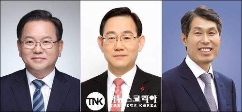 [여론조사] 대구수성갑, 민주당 김부겸 41.3% 통합당 주호영 38.3%