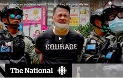 [캐나다 밴쿠버통신] 중국 '억압' 홍콩보안법 발효, 내외국인 모두 적용