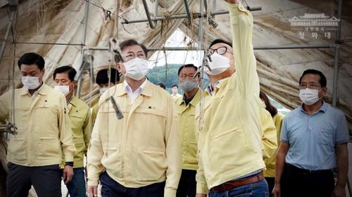 2차 특별재난지역, 전북 남원, 전남 구례·곡성 등 8곳, 경남 하동·합천